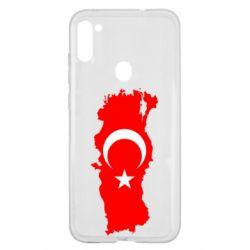 Чехол для Samsung A11/M11 Turkey
