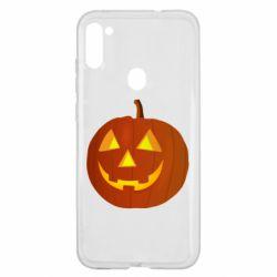 Чохол для Samsung A11/M11 Тыква Halloween