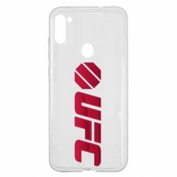 Чехол для Samsung A11/M11 UFC Main Logo