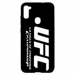 Чехол для Samsung A11/M11 UFC