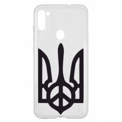 Чехол для Samsung A11/M11 Ukraine Peace