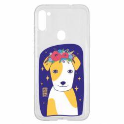 Чохол для Samsung A11/M11 Український пес