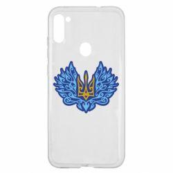 Чохол для Samsung A11/M11 Український тризуб арт
