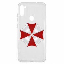 Чохол для Samsung A11/M11 Umbrella Corp Logo