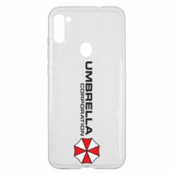 Чехол для Samsung A11/M11 Umbrella Corp