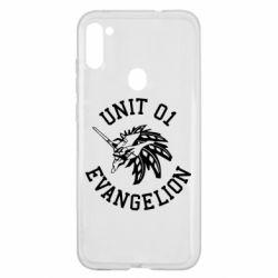 Чохол для Samsung A11/M11 Unit 01 evangelion
