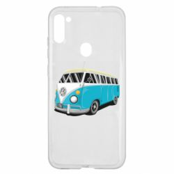 Чехол для Samsung A11/M11 Vector Volkswagen Bus
