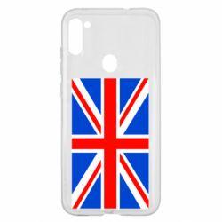 Чехол для Samsung A11/M11 Великобритания