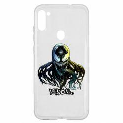 Чехол для Samsung A11/M11 Venom Bust Art