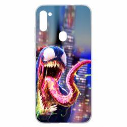 Чехол для Samsung A11/M11 Venom slime