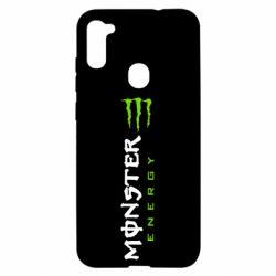 Чохол для Samsung A11/M11 Вертикальний Monster Energy