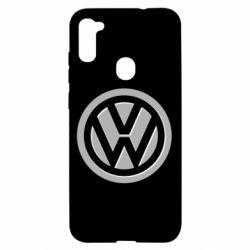 Чохол для Samsung A11/M11 Логотип Volkswagen