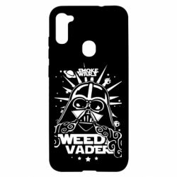 Чехол для Samsung A11/M11 Weed Vader