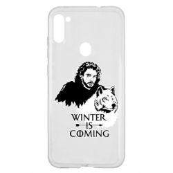 Чохол для Samsung A11/M11 Winter is coming I