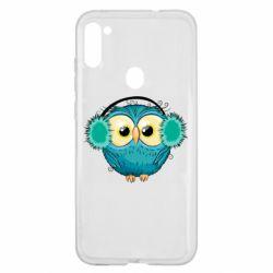 Чохол для Samsung A11/M11 Winter owl