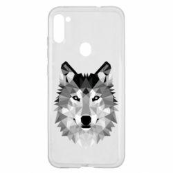 Чохол для Samsung A11/M11 Wolf Art