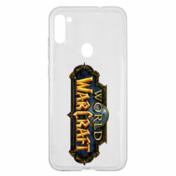 Чохол для Samsung A11/M11 World of Warcraft game