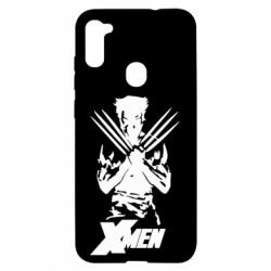 Чехол для Samsung A11/M11 X men: Logan