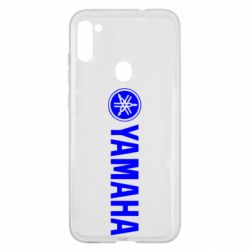 Чехол для Samsung A11/M11 Yamaha Logo