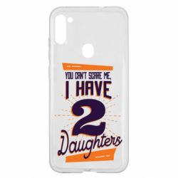 Чехол для Samsung A11/M11 You can't scare me i have 2 daughters