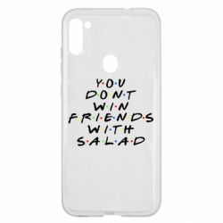 Чохол для Samsung A11/M11 You don't friends with salad