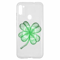 Чохол для Samsung A11/M11 Your lucky clover