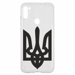 Чехол для Samsung A11/M11 Жирный Герб Украины