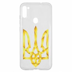 Чехол для Samsung A11/M11 Золотий герб