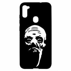 Чехол для Samsung A11/M11 Зомби (Ходячие мертвецы)