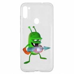 Чехол для Samsung A11/M11 Zombie catchers