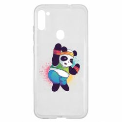 Чохол для Samsung A11/M11 Zumba Panda