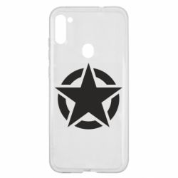 Чохол для Samsung A11/M11 Зірка Капітана Америки