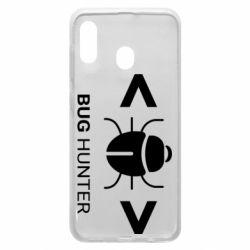 Чохол для Samsung A20 Bug Hunter