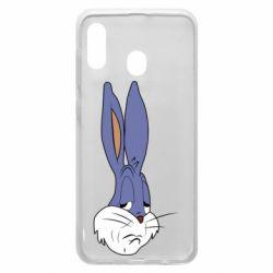 Чохол для Samsung A20 Bugs Bunny Meme Face