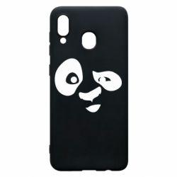 Чохол для Samsung A20 Panda Po