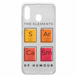 Чохол для Samsung A20 Sarcasm