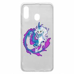 Чохол для Samsung A20 Sisu Dragon Art