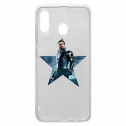 Чохол для Samsung A20 Winter Soldier Star