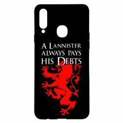 Чохол для Samsung A20s A Lannister always pays his debts