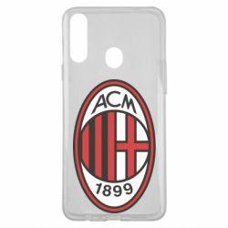Чохол для Samsung A20s AC Milan