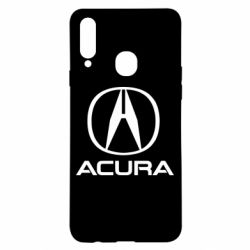 Чохол для Samsung A20s Acura logo 2