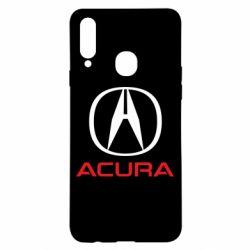Чохол для Samsung A20s Acura