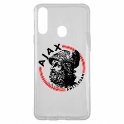 Чохол для Samsung A20s Ajax лого