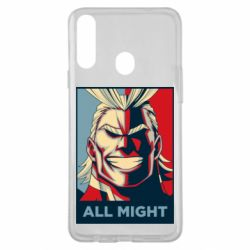 Чехол для Samsung A20s All might