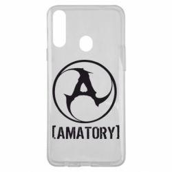 Чохол для Samsung A20s Amatory