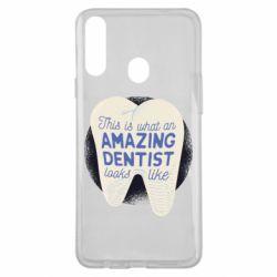 Чохол для Samsung A20s Amazing Dentist