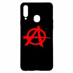 Чехол для Samsung A20s Anarchy