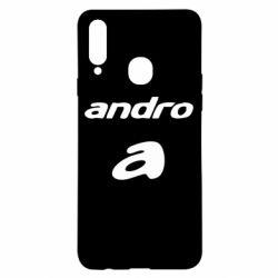 Чохол для Samsung A20s Andro