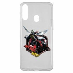 Чохол для Samsung A20s ANT MAN and the WASP MARVEL