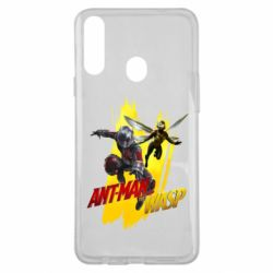 Чохол для Samsung A20s Ant - Man and Wasp
